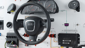 Teaching systems automotive technology