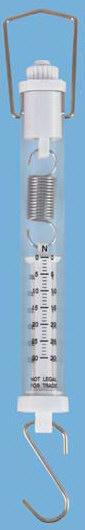 Kraftmesser 30 N, mit Nullpunktsteller
