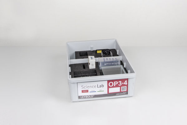 Science Lab Optics OP4 (Set)