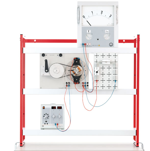 Demo-Experimentier-Rahmen Ausstattung VI (ELM)