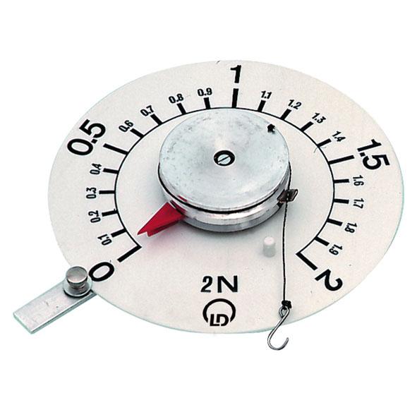 Circular dynamometer, 2 N