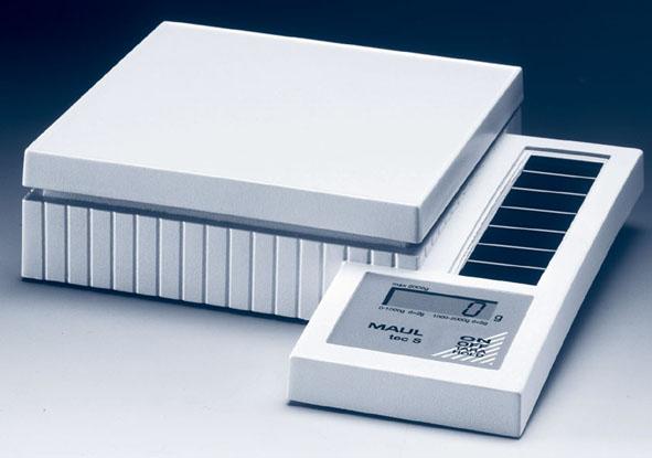 Elektronische Waage MAULtec S, 1000 g : 1 g