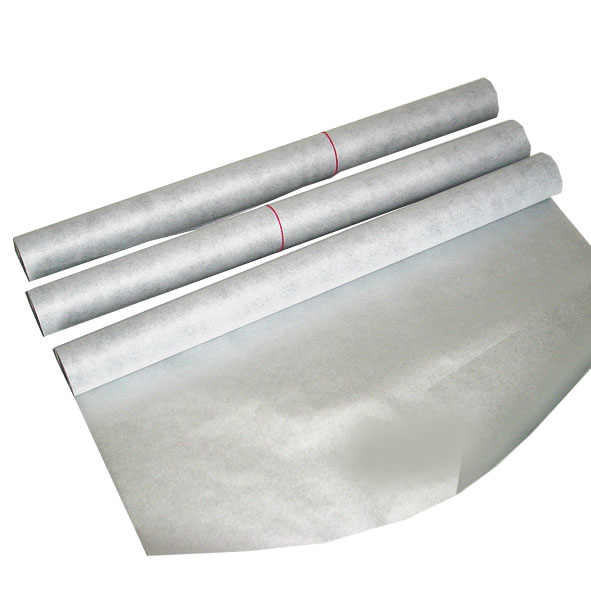 Metallised recording paper, 3 rolls