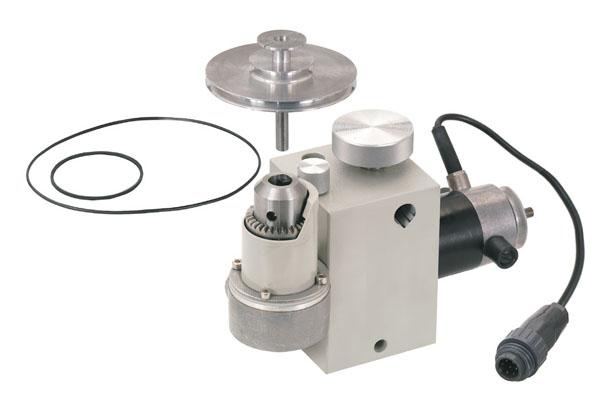 Experiment motor