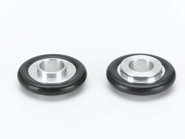 Centring rings (adapters), DN 10/16 KF, set of 2