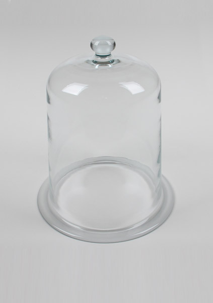 Vacuum bell jar (D=180mm)