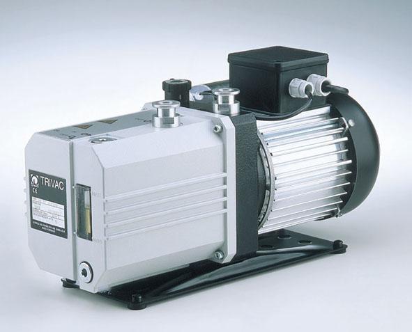 Rotary-vane vacuum pump D 2.5 E