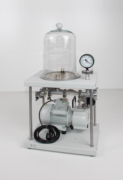 Vacuum experiment system 1