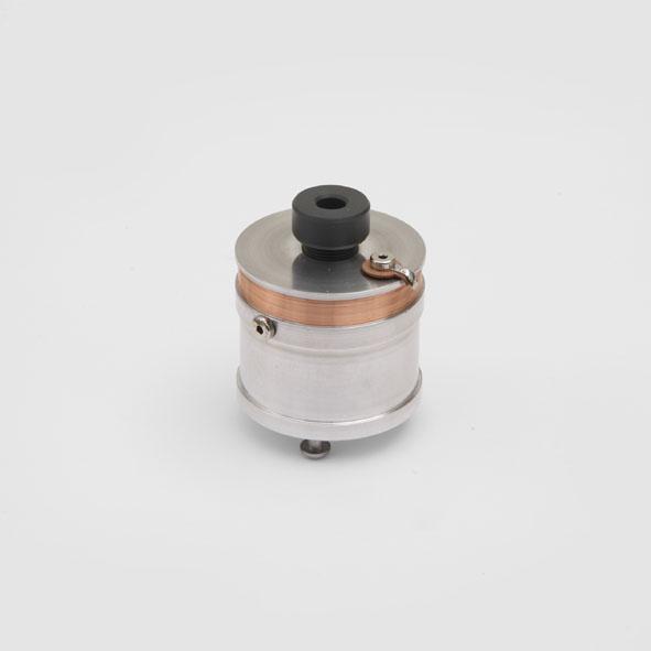 Aluminium-block calorimeter