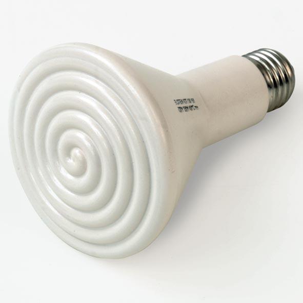 Infrared radiator, 230 V/150 W, E27