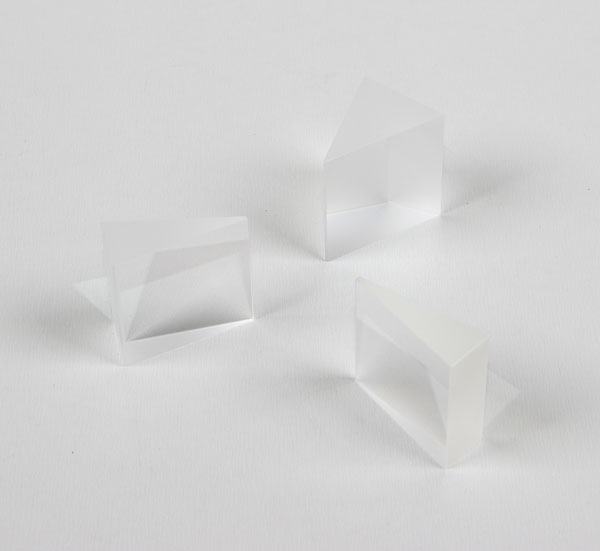Prisms, set of 3