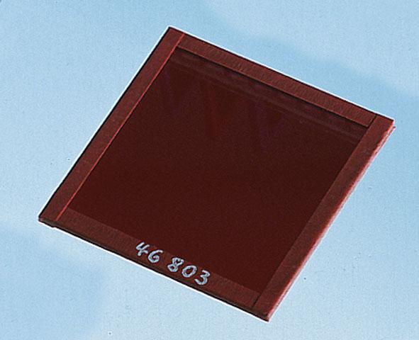 Light filter, red