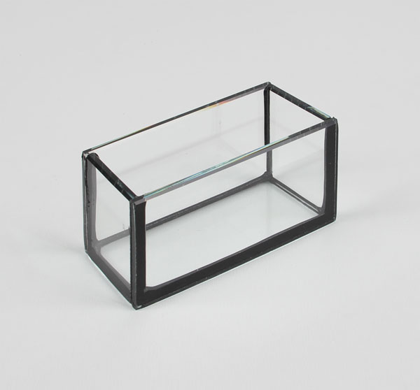 Plate glass cell (cuvette), 50 x 100 x 50 mm