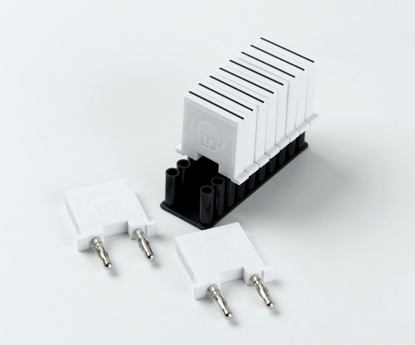 Bridging plugs, STE 2/19, set of 10