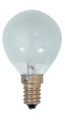 Bulbs, 230 V/40 W, E14, set of 2