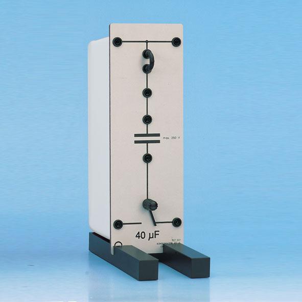 Capacitor, 40 µF