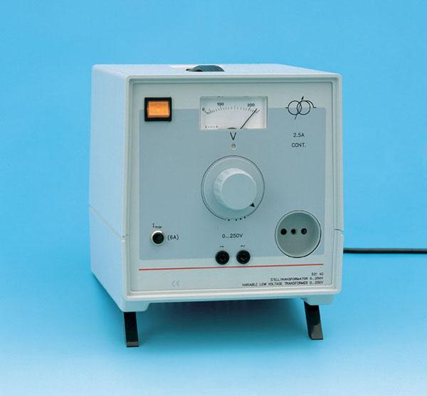 Stelltransformator 0...250 V