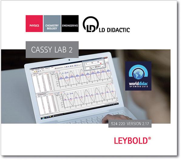 CASSY Lab 2 Upgrade