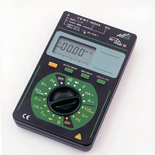 Vielfach-Messgerät METRAmax12