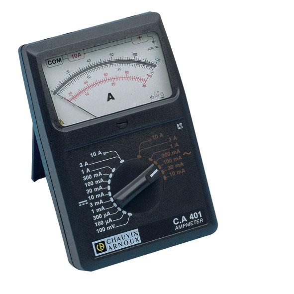 Amperemeter C.A 401
