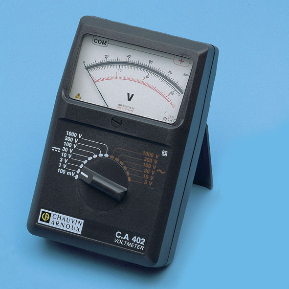 Voltmeter C.A 402
