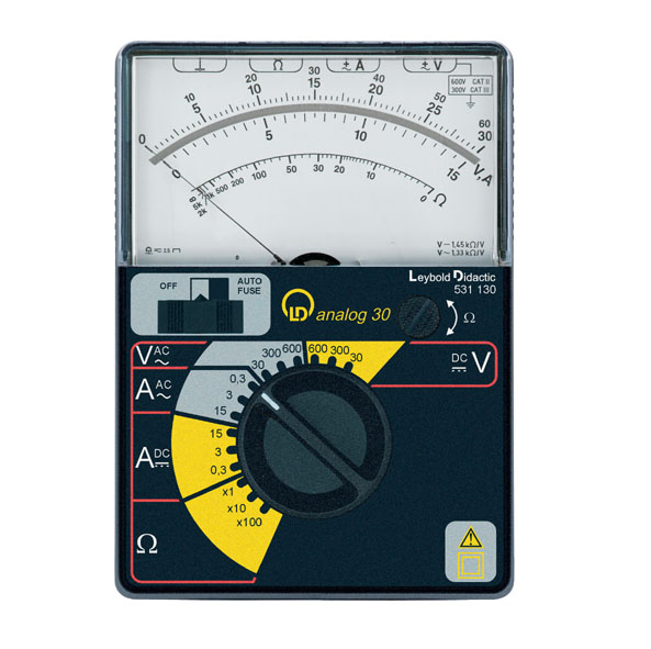 Vielfach-Messgerät LDanalog 30 (Multimeter)