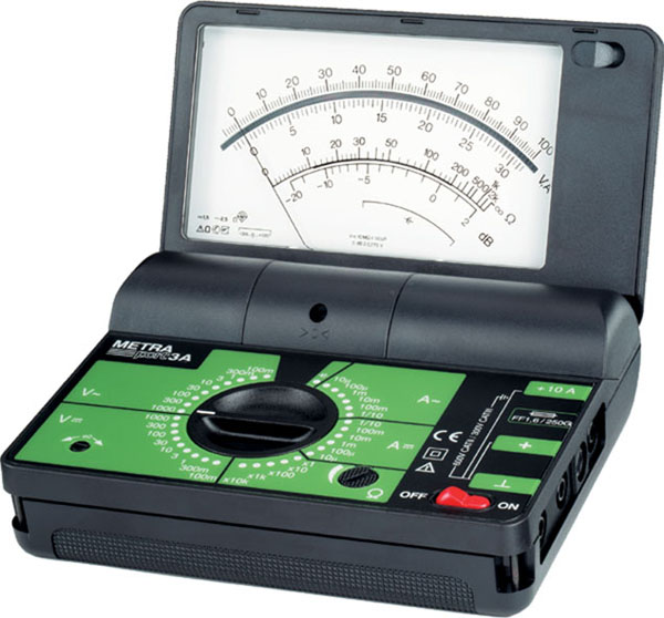 Multimeter METRAport 3A