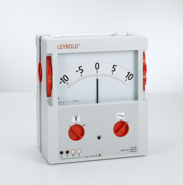 Demo Multimeter, passive