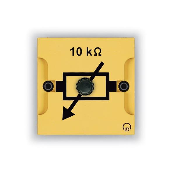 Variable resistor, 10 kΩ, BST D