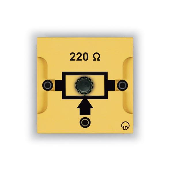 Potentiometer, 220 Ω, BST D