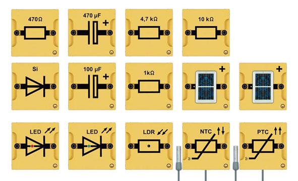 BST S Gerätesatz: Grundlagen der Elektronik
