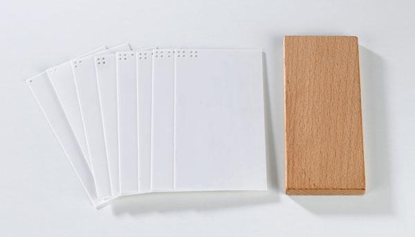 Reibholz und Kunststoffplatten