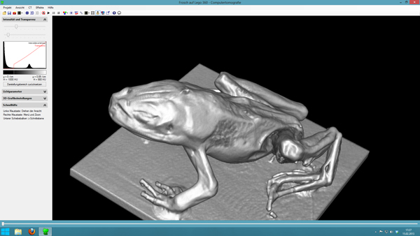 Computed Tomography Pro software