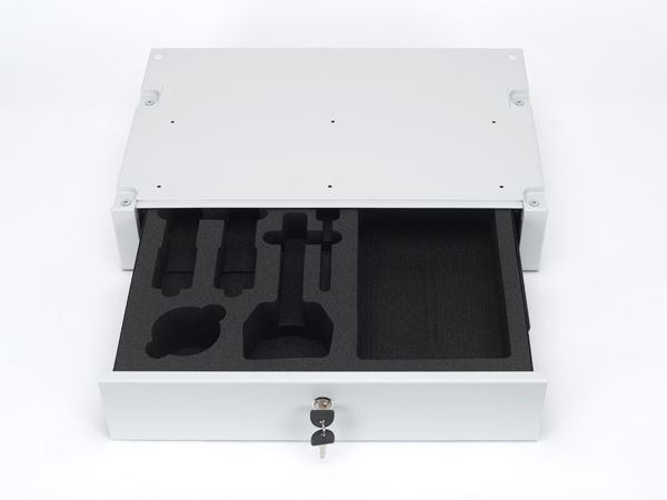 Drawer for computed tomography module