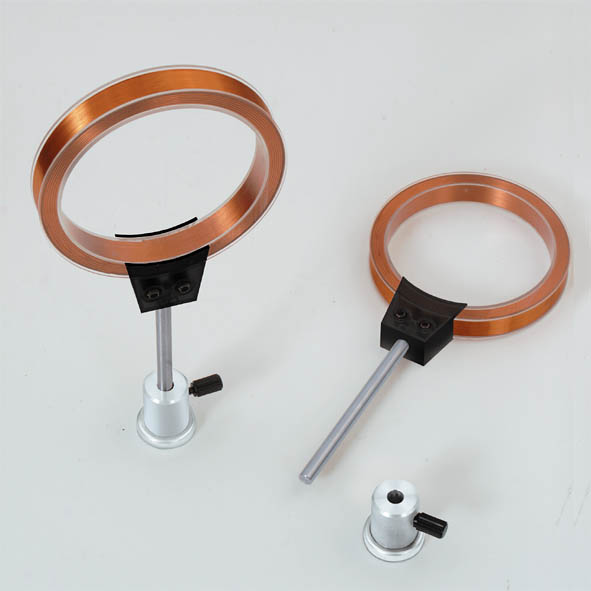 Pair of Helmholtz coils
