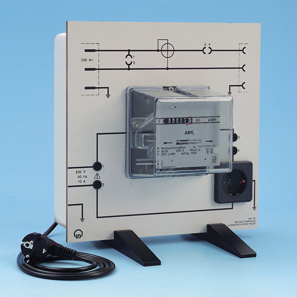 Electrical And Electronic Measuring Equipment : Alternating current meter physics