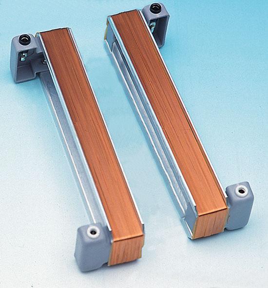 Flat coils, pair