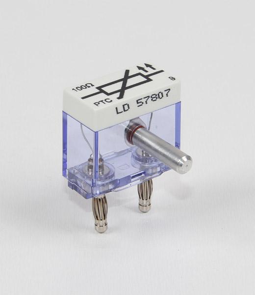 PTC resistor, 100 Ω, STE 2/19