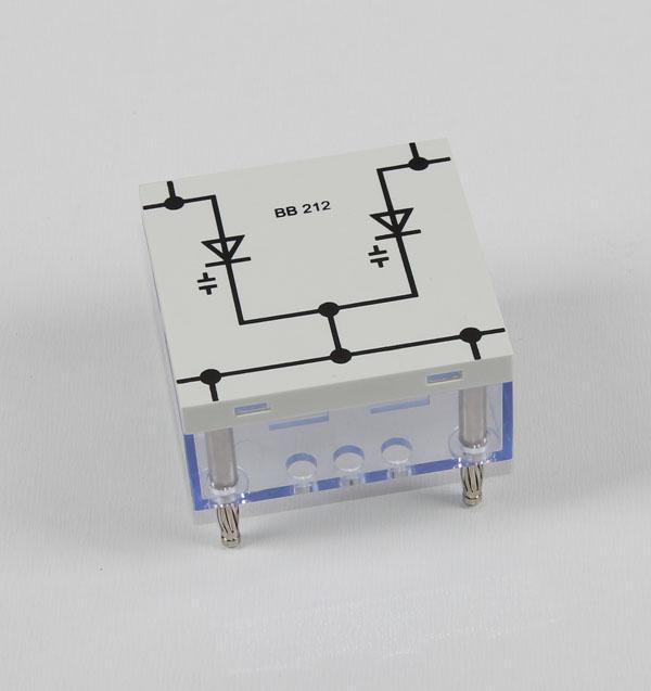 Varicap diode, BB 212, STE 4/50