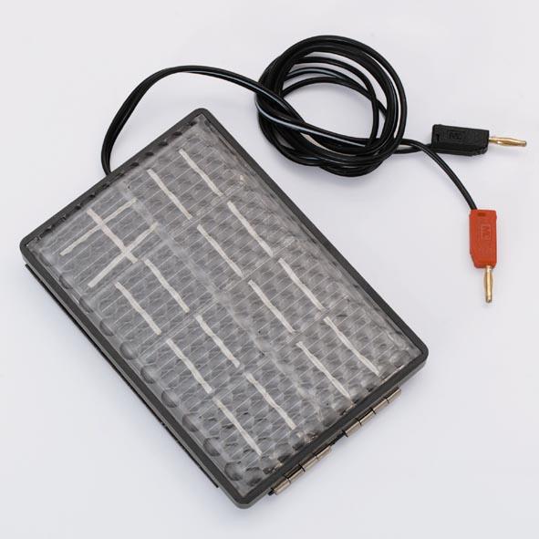 Solar module, 4.5 V/0.1 A