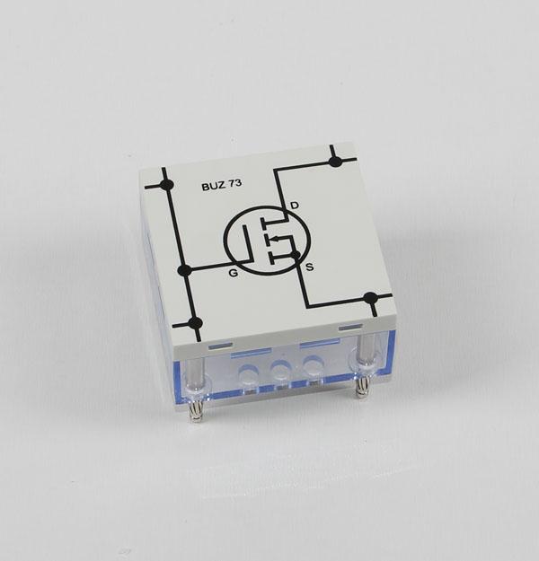 Transistor (MOSFET), BUZ 73, STE 4/50