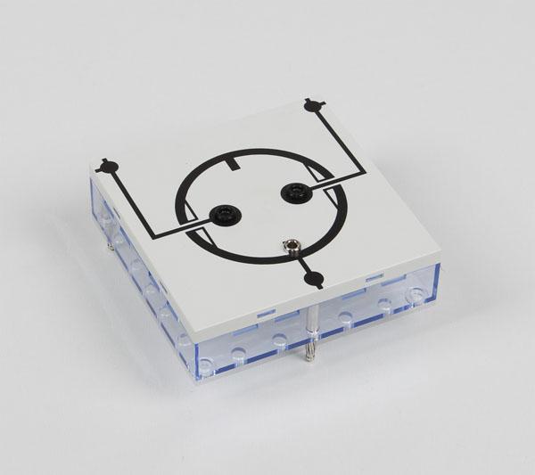 Plug socket model, STE 4/100
