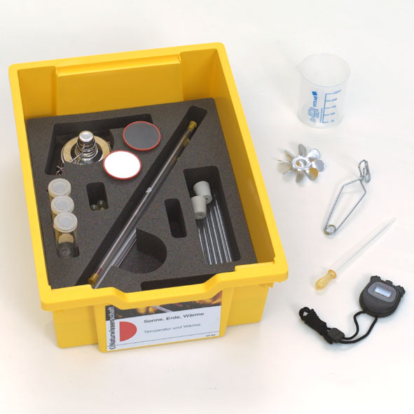 Basic Science Kit, Natural science: Temperature and Heat