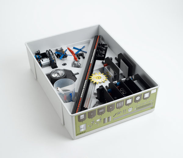 Advanced Science Kit - Set EN 1
