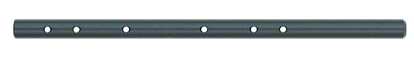 Stand rod with bore holes