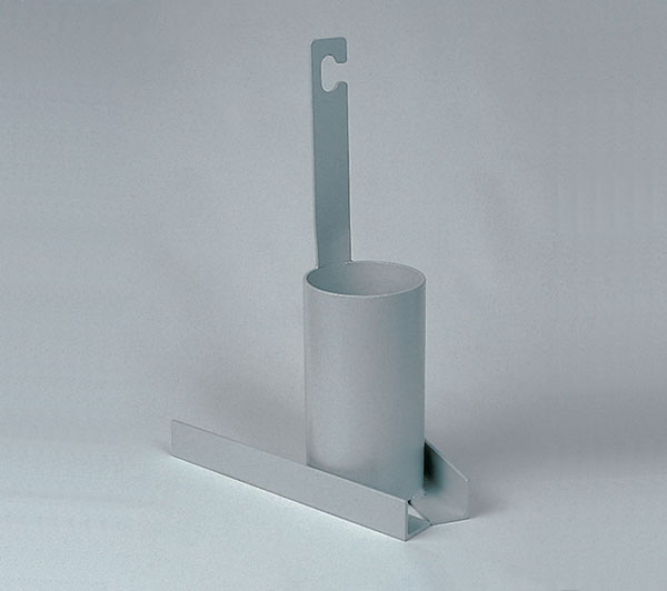 Table rack for compressed gas bottle