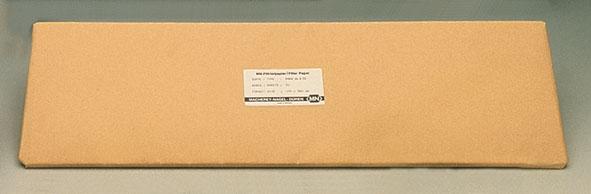 Filter paper, 190 x 580 mm, 50 pcs.