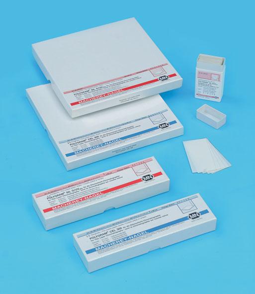 Chromatography paper, 580 x 600 mm, 25 sheets