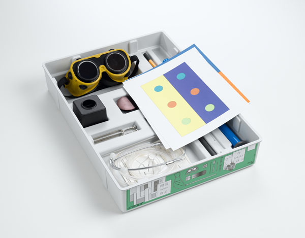 Advanced Science Kit - Set SP BIO