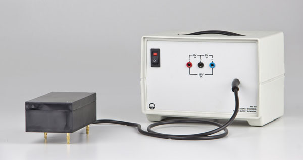 Power supply for BIOMODULE